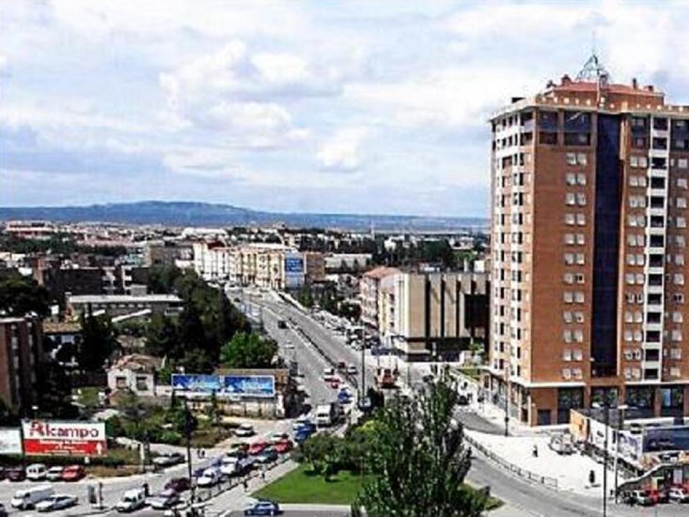 La inversión más cuantiosa del Plan en Aragón, con 4,7 millones de euros es la reconversión en vía urbana de la carretera de Madrid