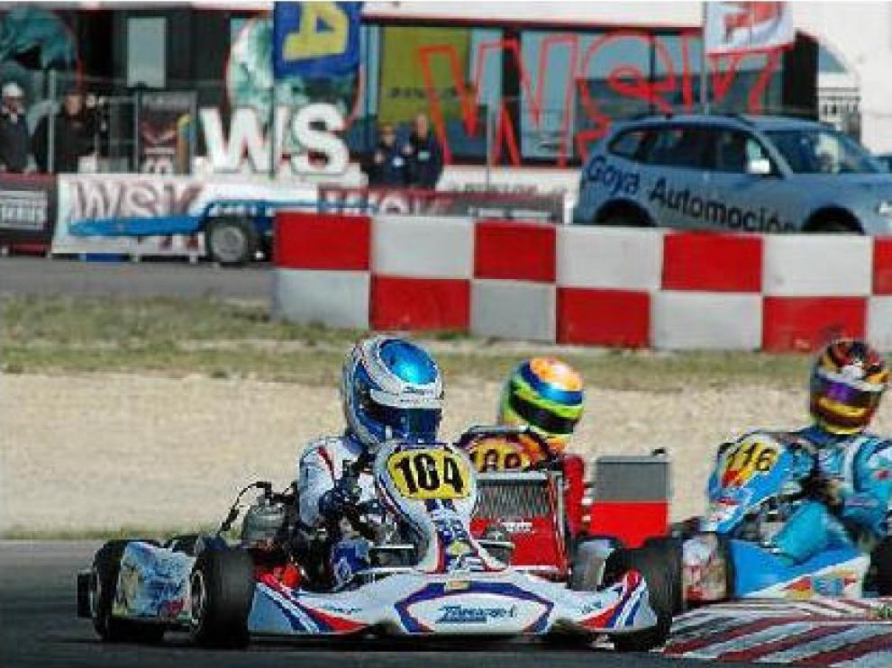 Las World Series Karting vuelven otra vez al Circuito Internacional de Zuera.