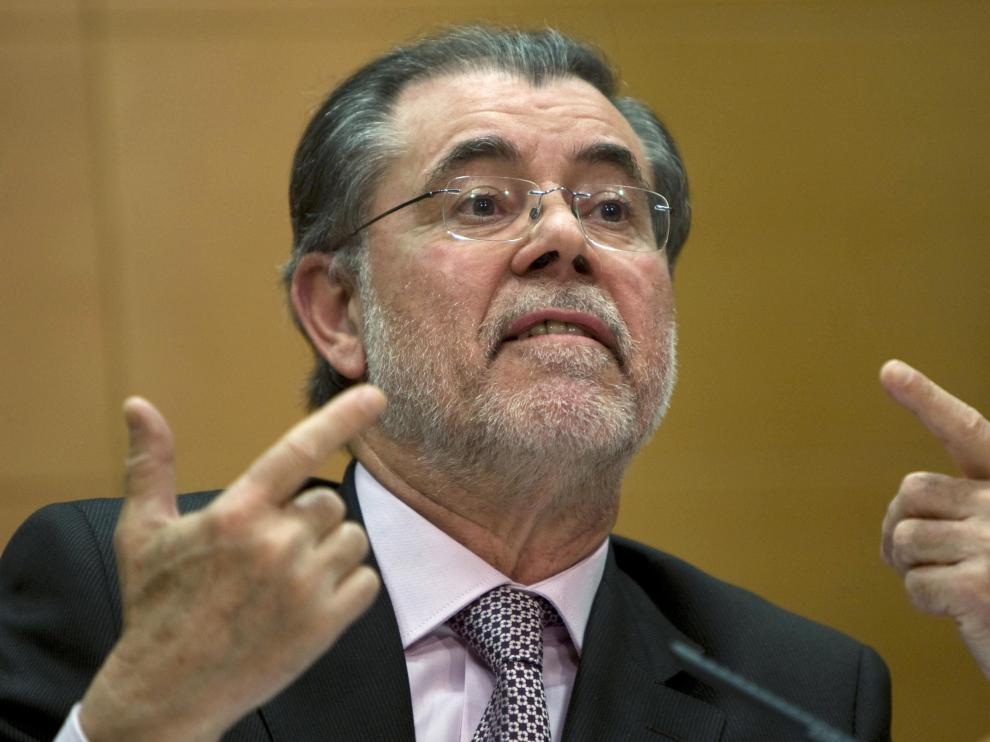 El ministro de Justicia, Mariano Fernández Bermejo