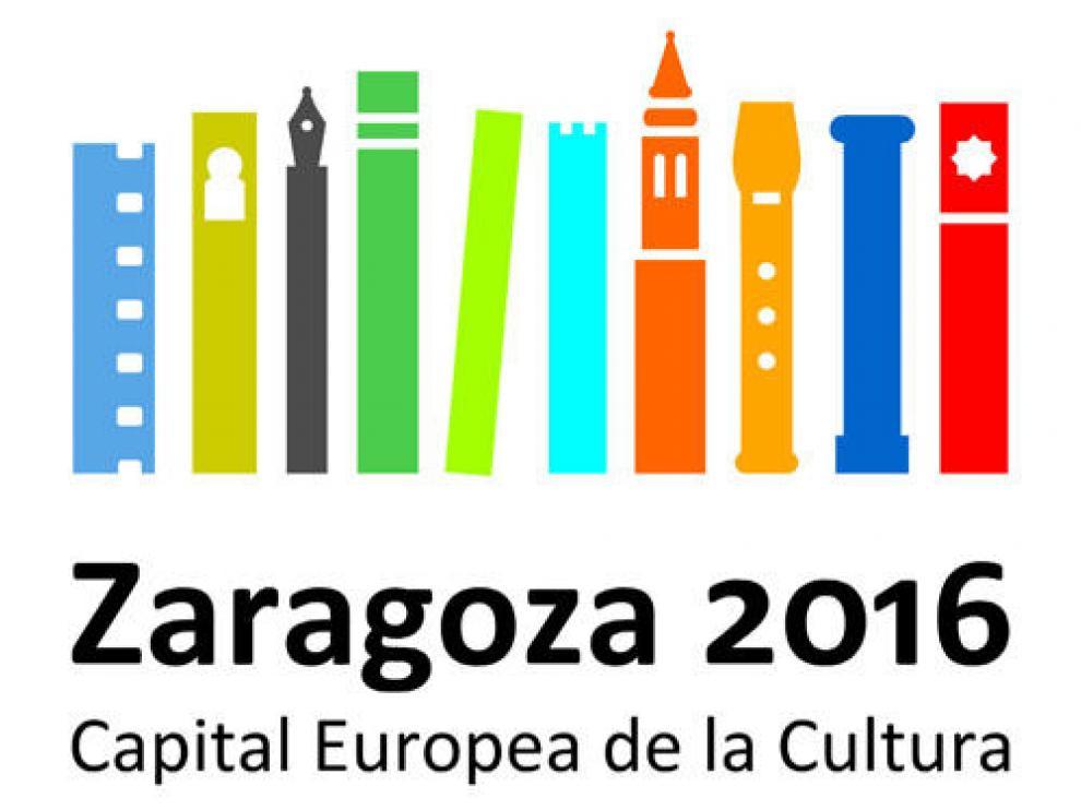 Logo de Zaragoza 2016
