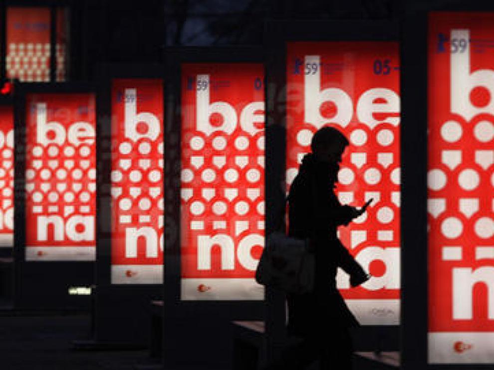 Carteles promocionales de la Berlinale