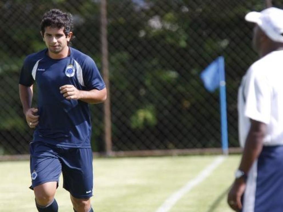 El nuevo fichaje zaragocista, Guilherme
