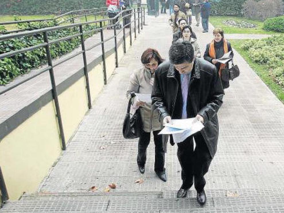 Un grupo de padres presentaron el curso pasado en Educación sus objeciones a la asignatura.