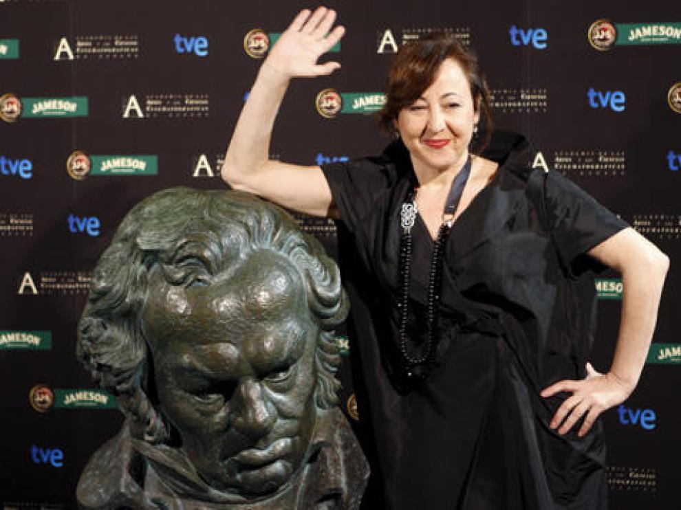 Carmen Machi presentará los Goya