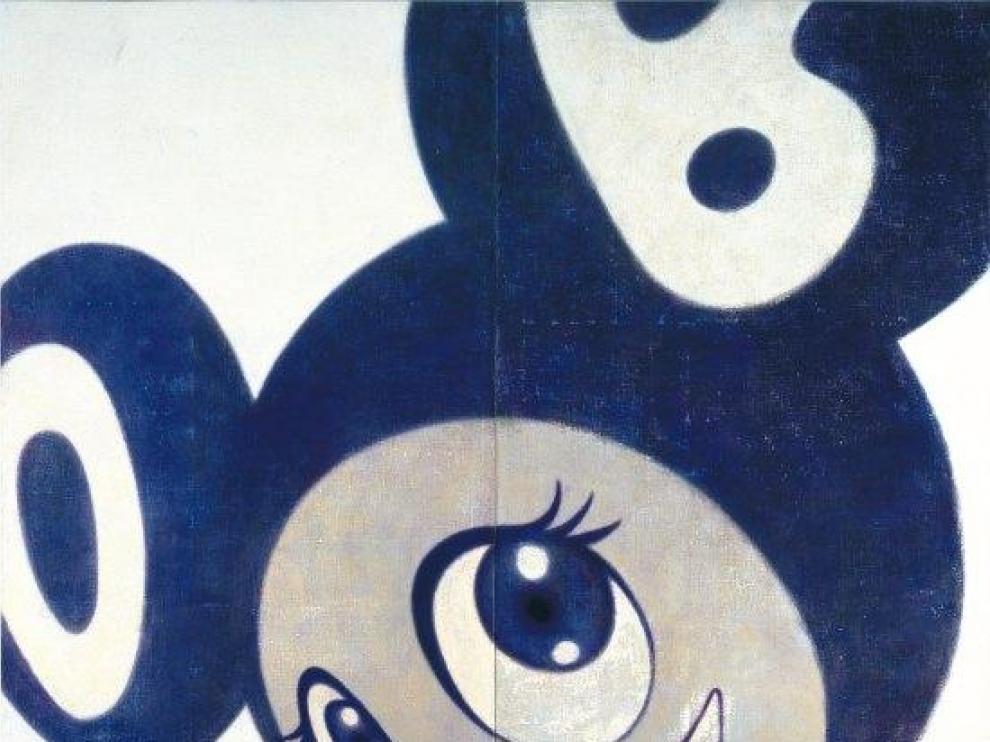 El Museo Guggenheim acoge una muestra retrospectiva del artista japonés Takashi Murakami
