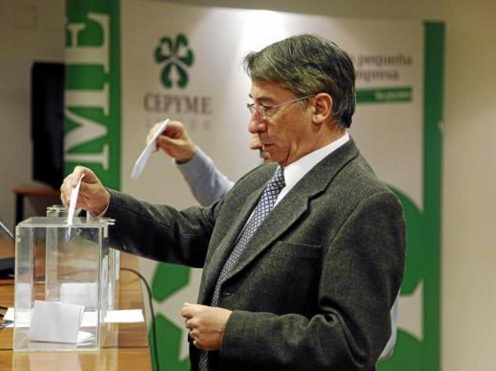 López de Hita en una foto de archivo.