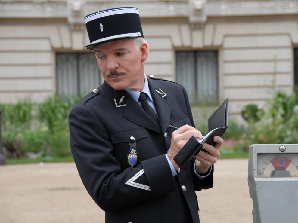 Steve Martin encarna de nuevo a Clouseau, en 'La pantera rosa 2'