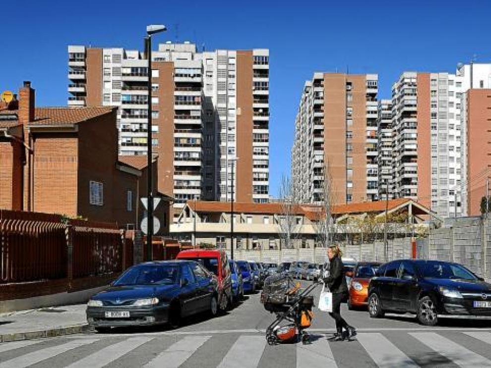 Imagen de Los Jilgueros, la calle que anterioremente se llamó de Monseñor Escrivá de Balaguer.