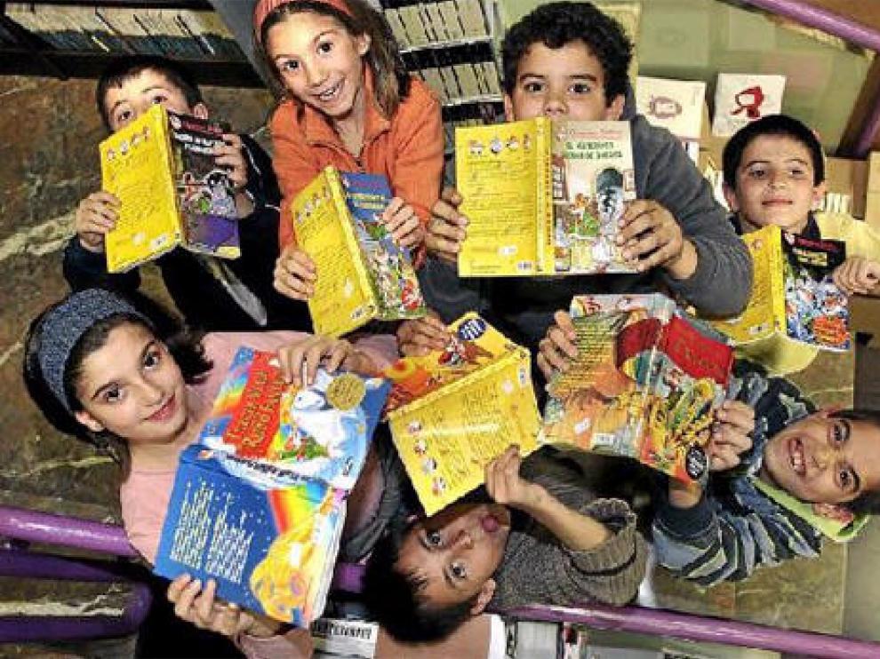 Este sábado se celebra el Día Internacional del Libro Infantil.