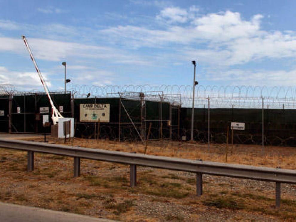 Prisión de Guantánamo (Cuba)