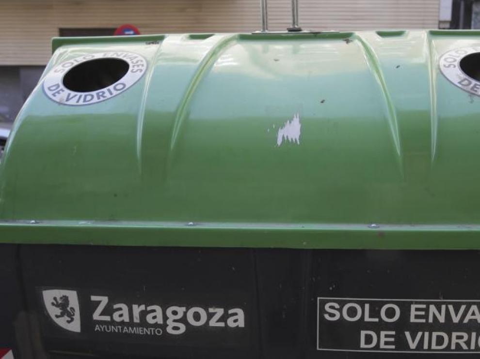 Los municipios más pequeños son los que más reciclan por habitante en Aragón