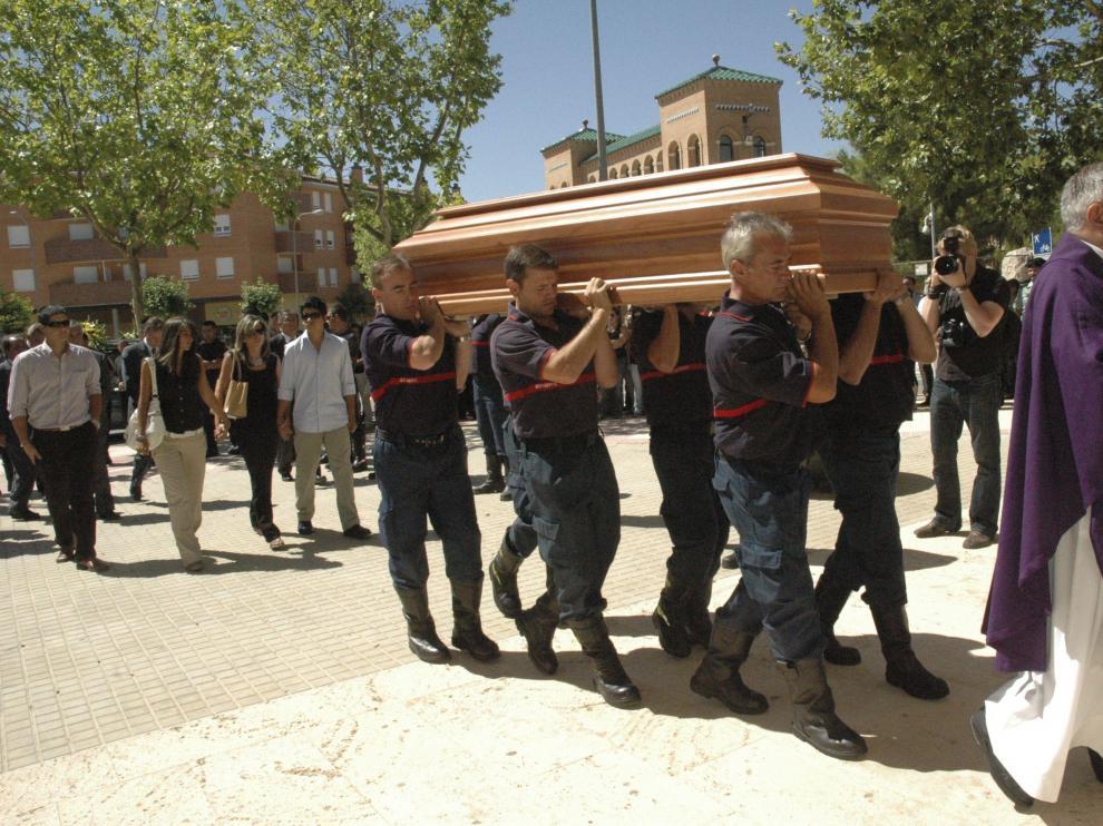 Funeral de Ramón Conejero Belmonte