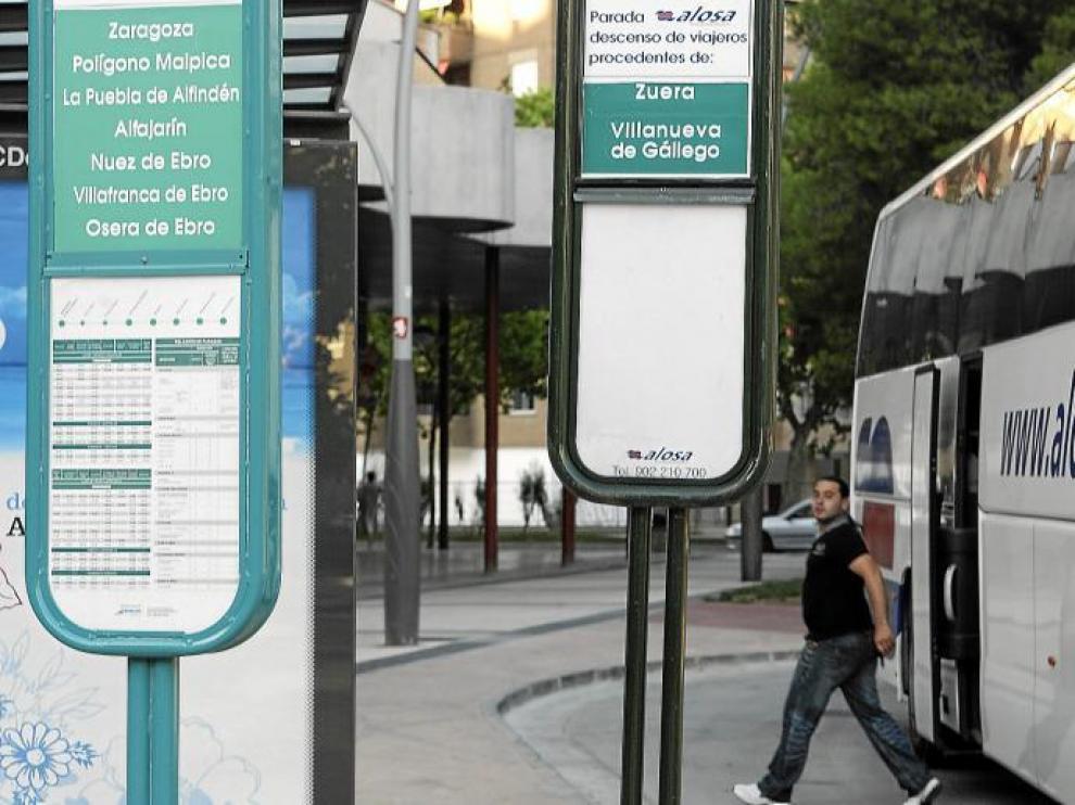 Los usuarios de la red metropolitana de bus tendrán un transbordo ...