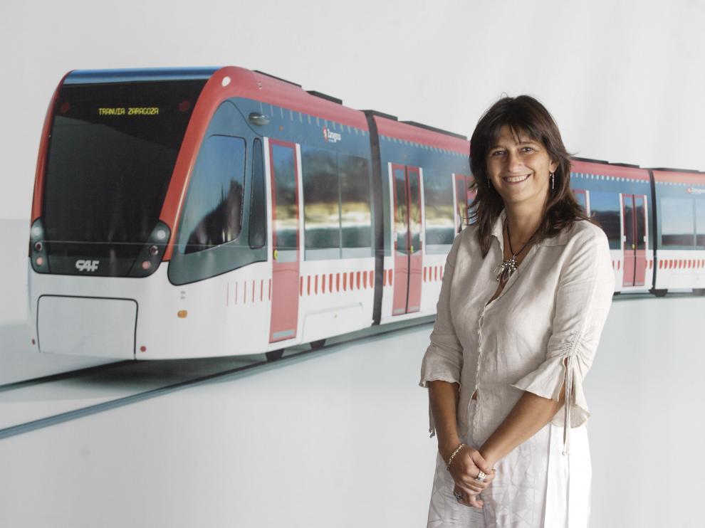 Carmen Dueso en una imagen de archivo