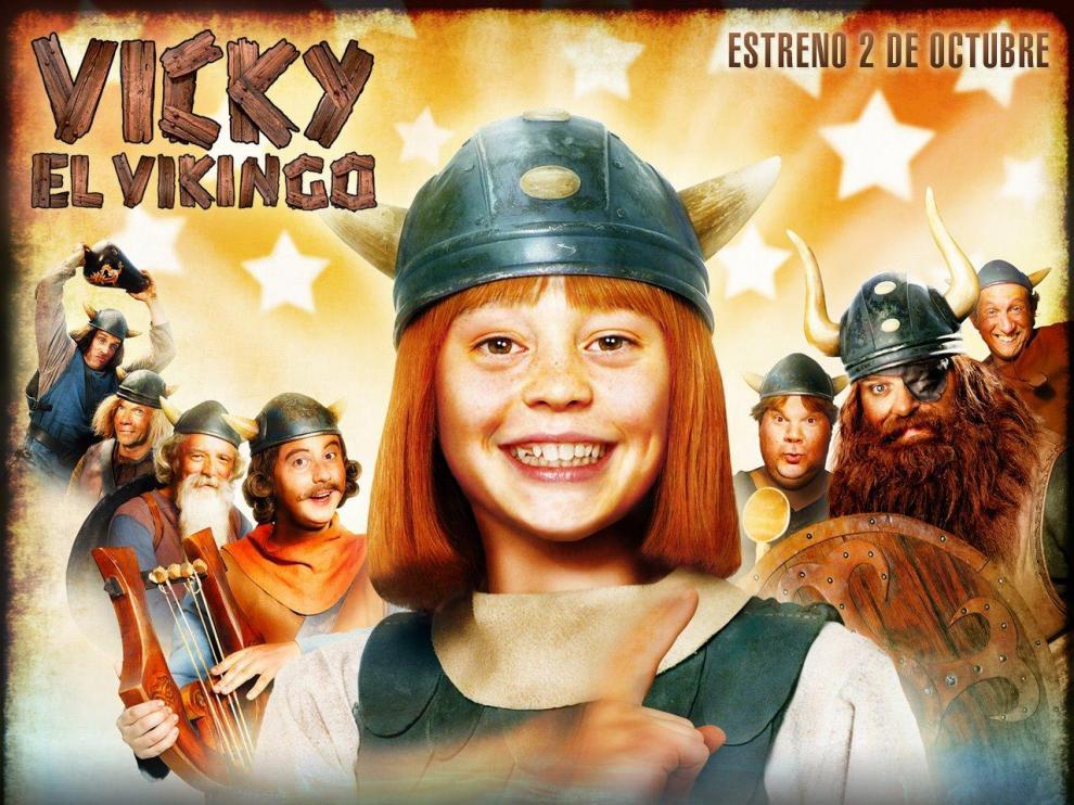 Imagen de la promoción de la película