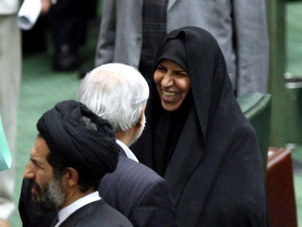 La primeramujer ministrode Irán