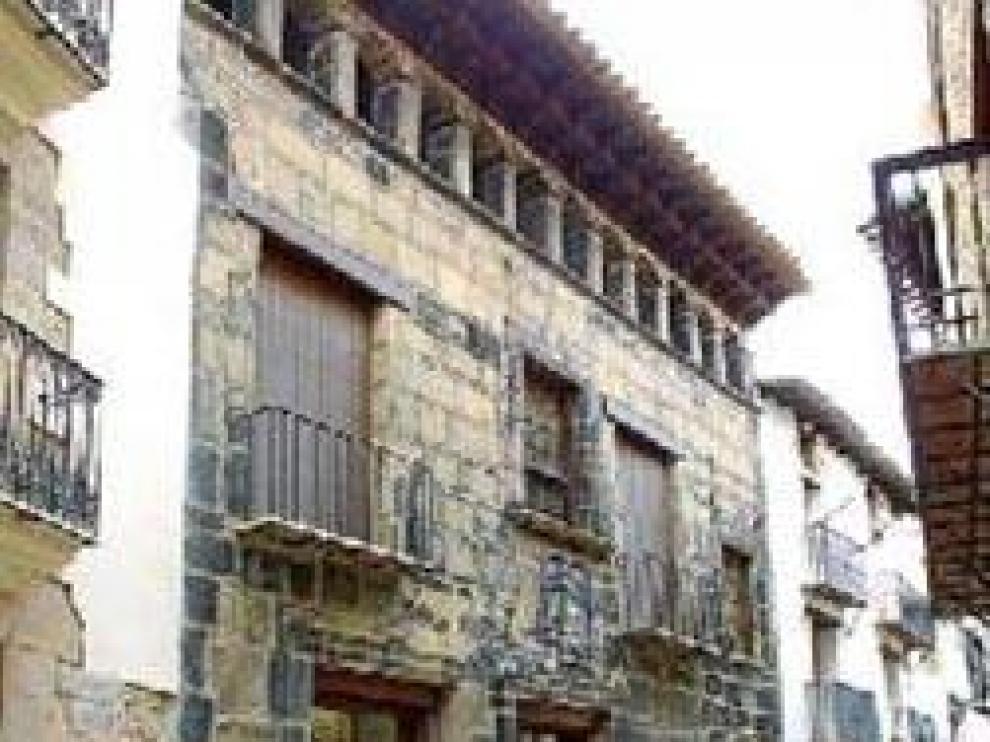Rubielos de Mora ofrece una estampa medieval, única e irrepetible