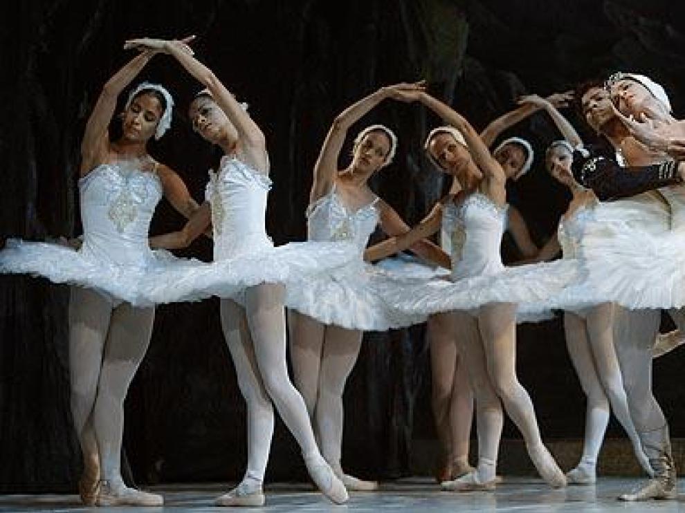 'El lago de los cisnes' del Ballet Nacional de Cuba