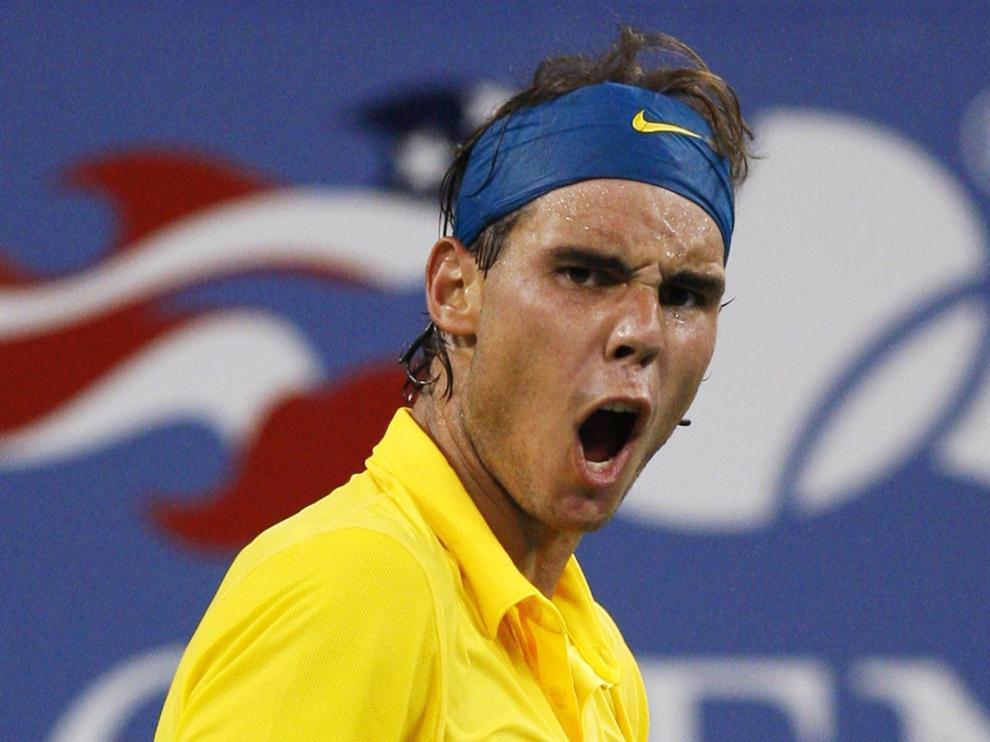 Rafael Nadal en Nueva York