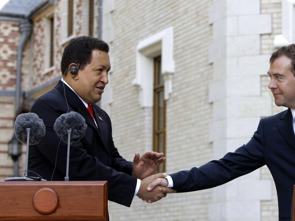 Rusia suministrará a Chávez todas las armas que necesite