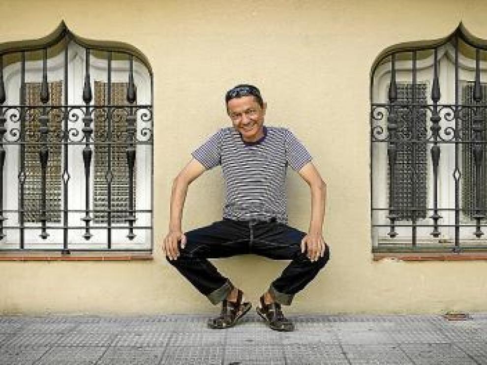 Cachi Torres fue la voz musical de la década de los ochenta.