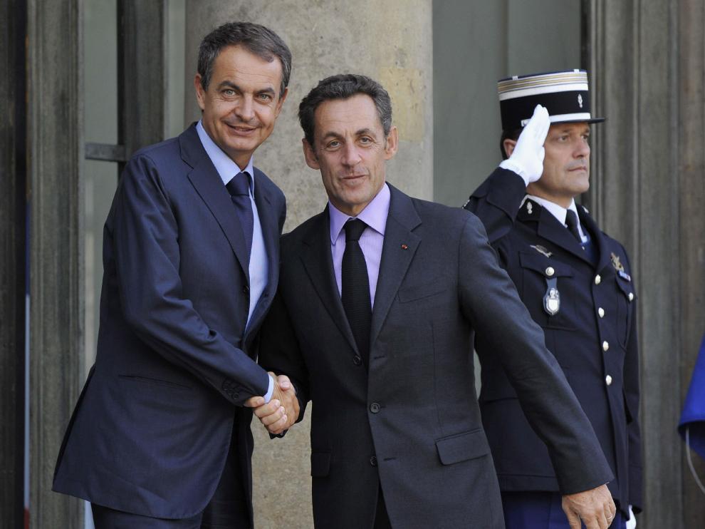 Zapatero ve con buenos ojos la 'ecotasa' francesa