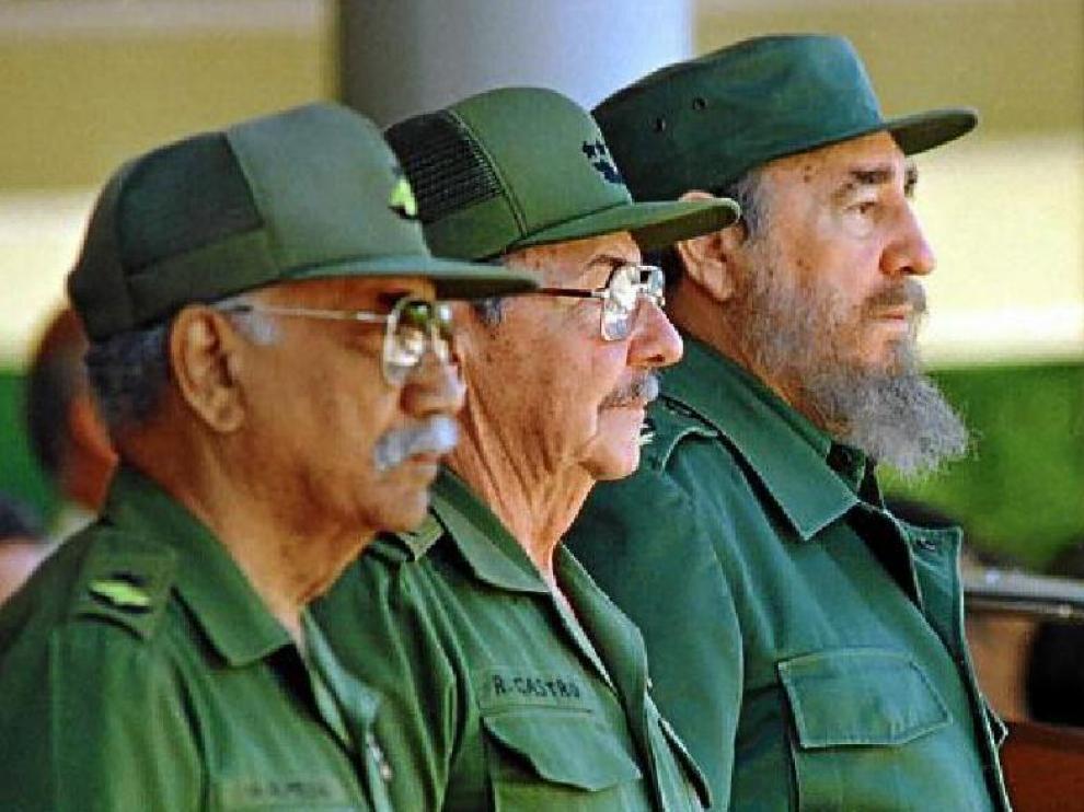 Fallece Juan Almedia, uno de los leales de Fidel Castro