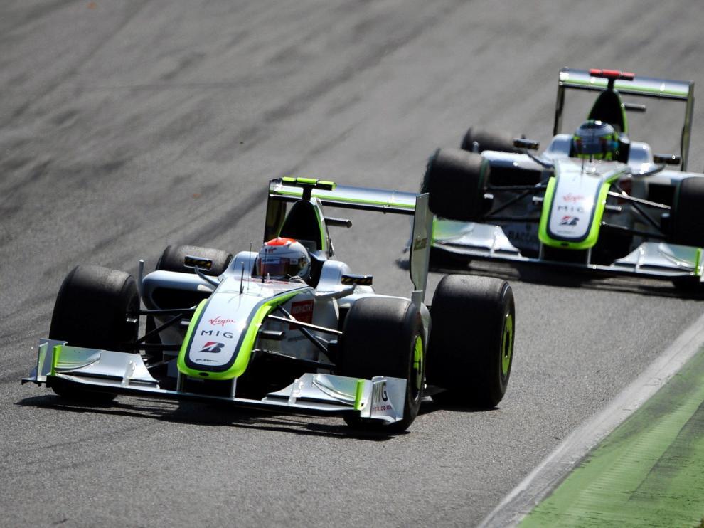 Triunfo para Barrichello y quinto puesto para Alonso en Monza