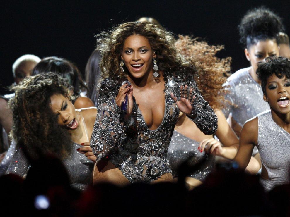 'Single Lady' de Beyoncé, vídeo MTV del año en una noche dominada por mujeres