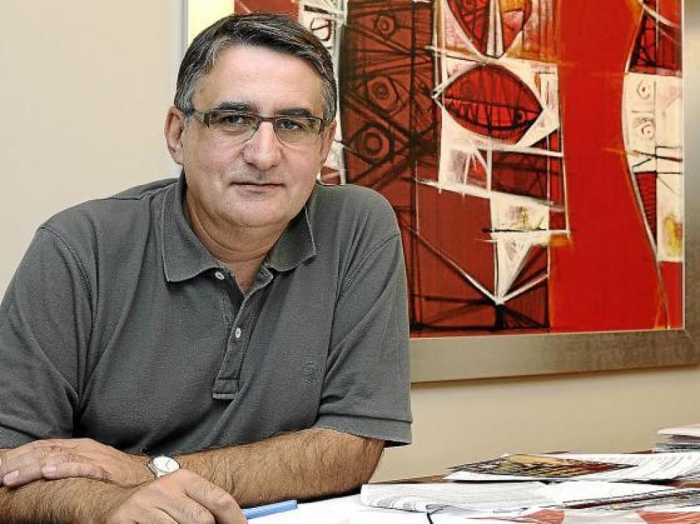 Nardo Torguet inauguró el jueves las jornadas del barrio de San José.