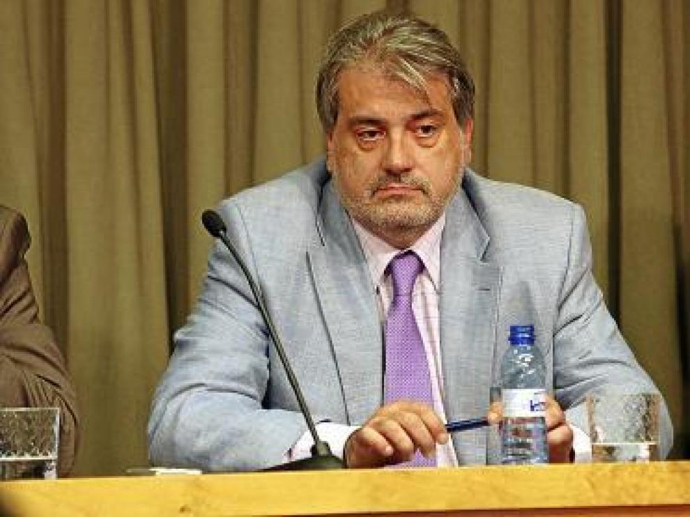 Alfonso Millera, días después de que fuera absuelto por la Audiencia.
