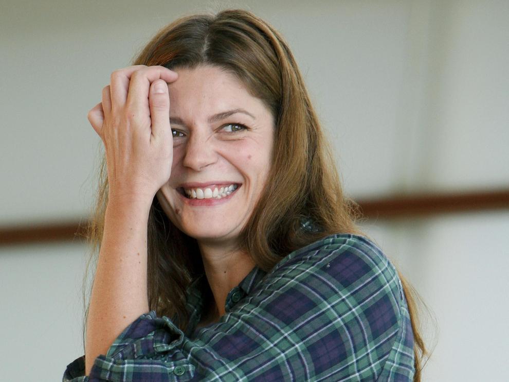 Chiara Mastroianni, en San Sebastián