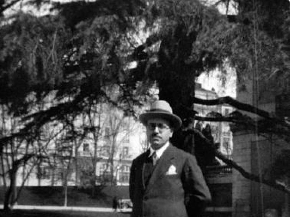 Juan Guerrero fue el autor del rodaje de las películas rescatadas.