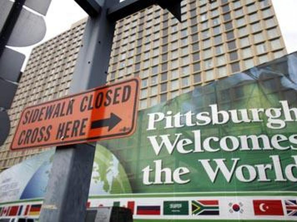Pittsburghrecibe a los líderes del G20 en edificios 'verdes'