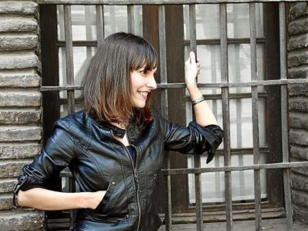 La guionista y directora Paula Ortiz