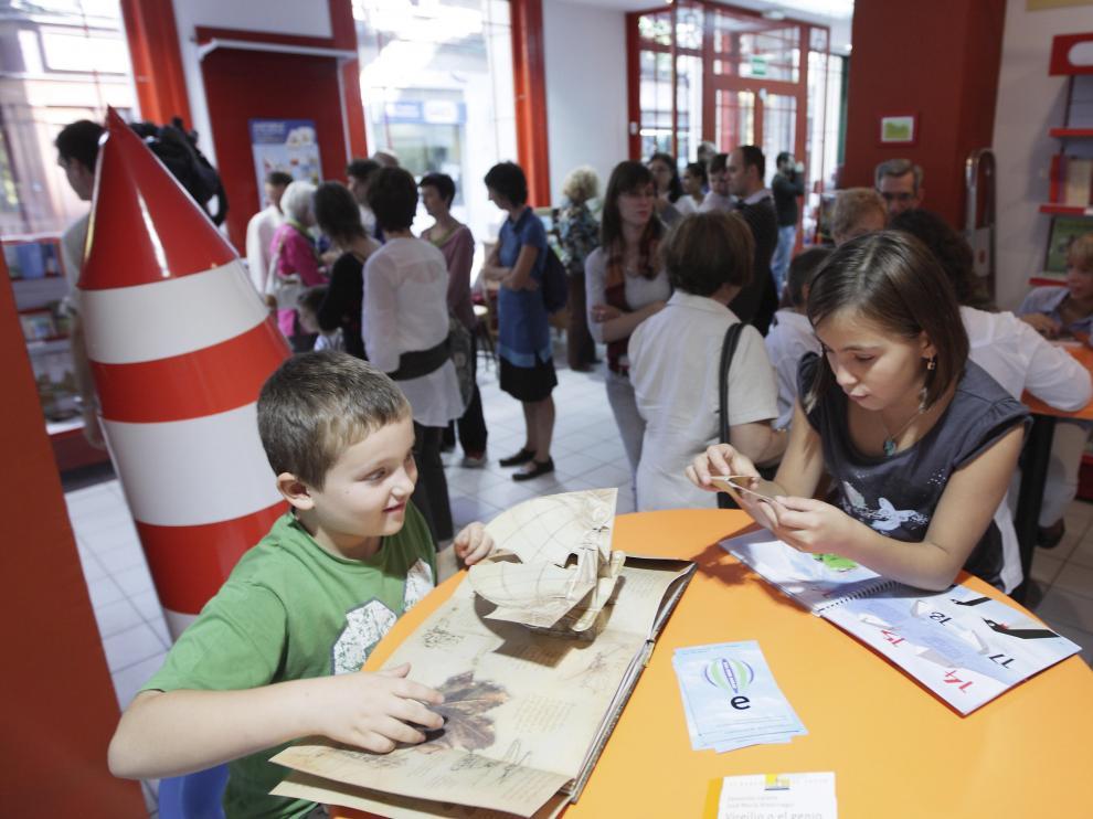 'Erase una vez...', la primera librería destinada únicamente al público infantil y juvenil
