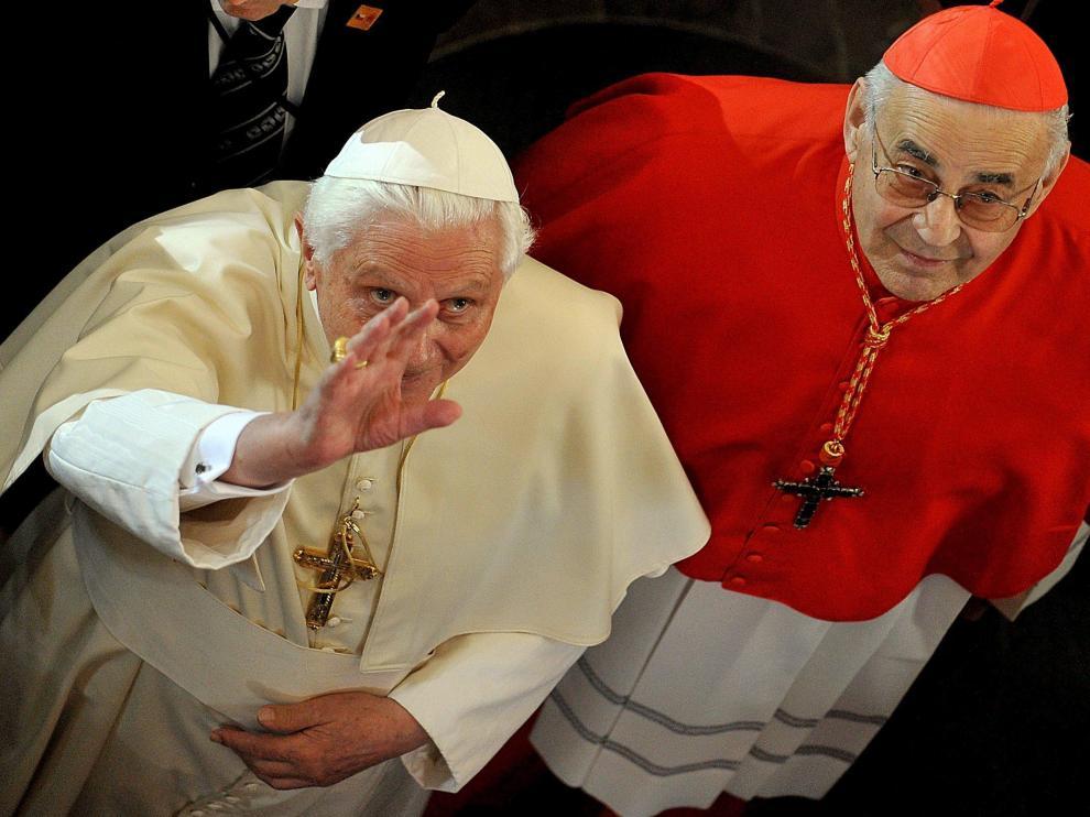 El Papa reivindica las raíces cristianas de Europa