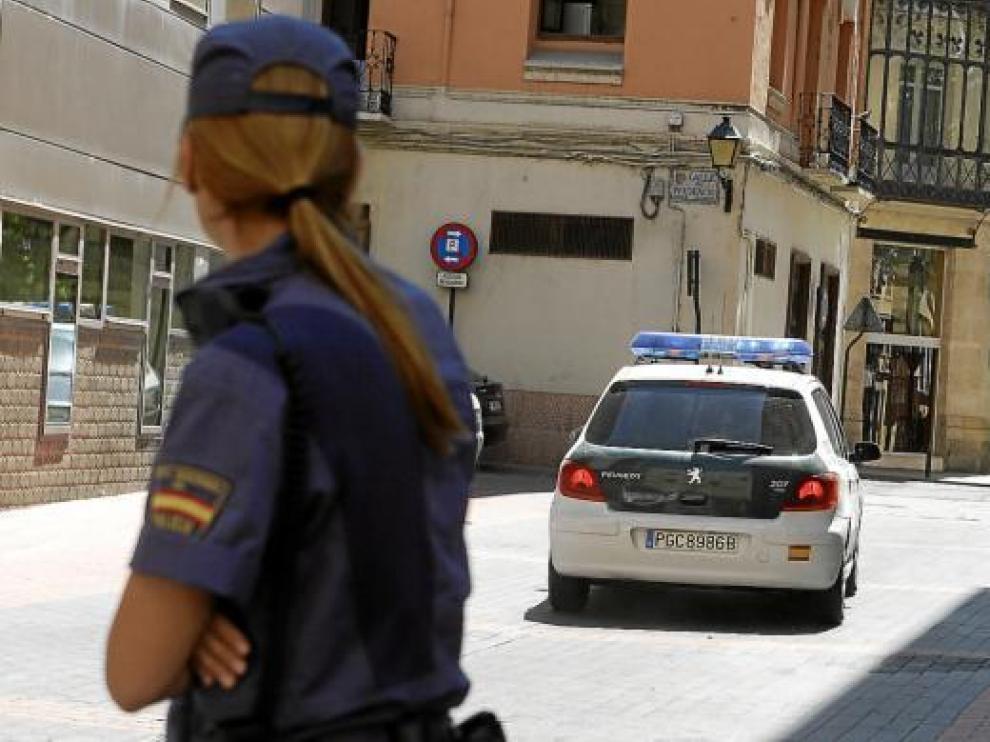 La Guardia Civil lleva los presos al juzgado y, desde septiembre, se los entrega a la Policía Nacional.