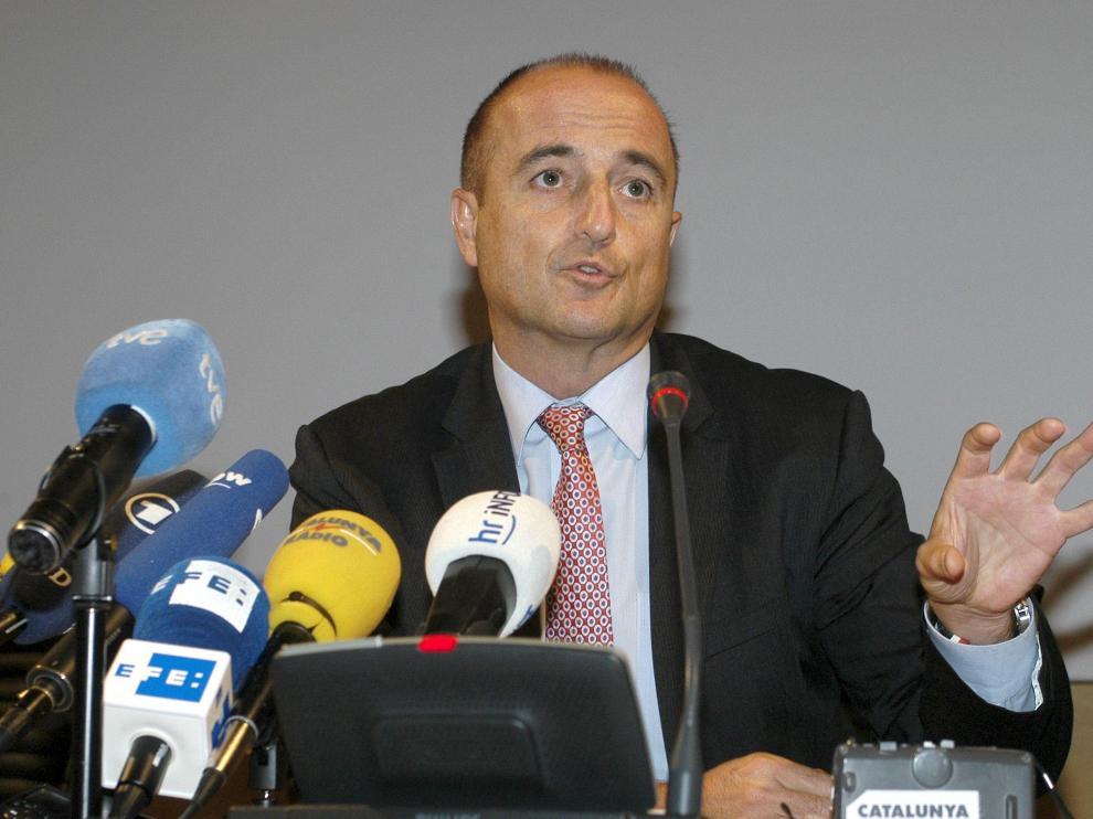Sebastián ofreció una rueda de prensa tras la reunión