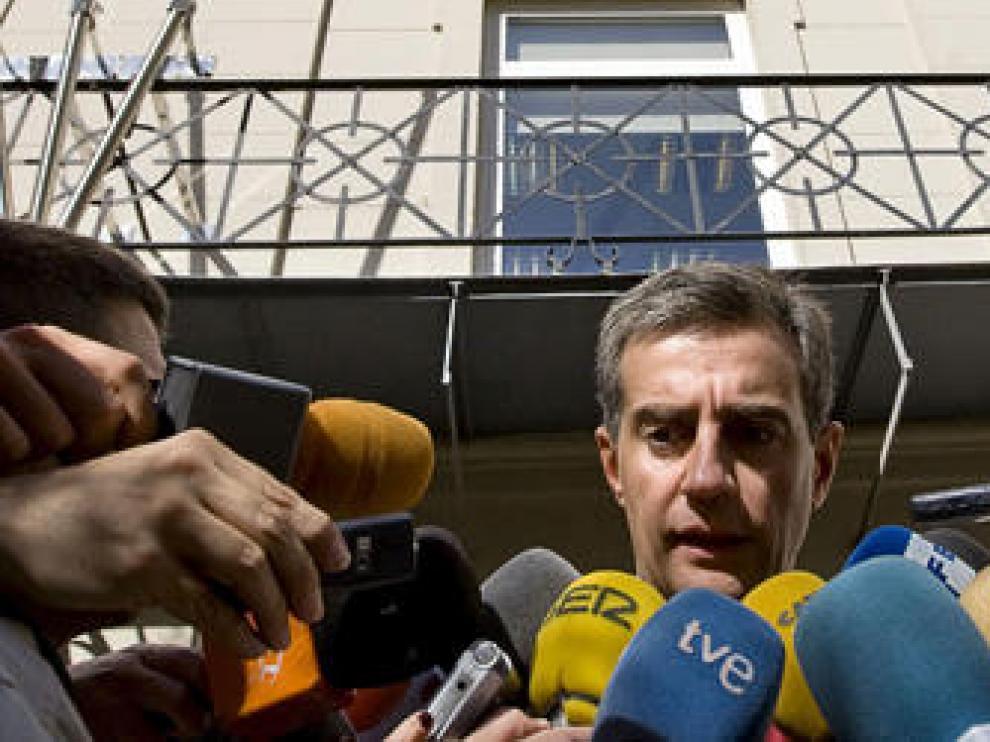 El ex secretario general del PP en Valencia, Ricardo Costa
