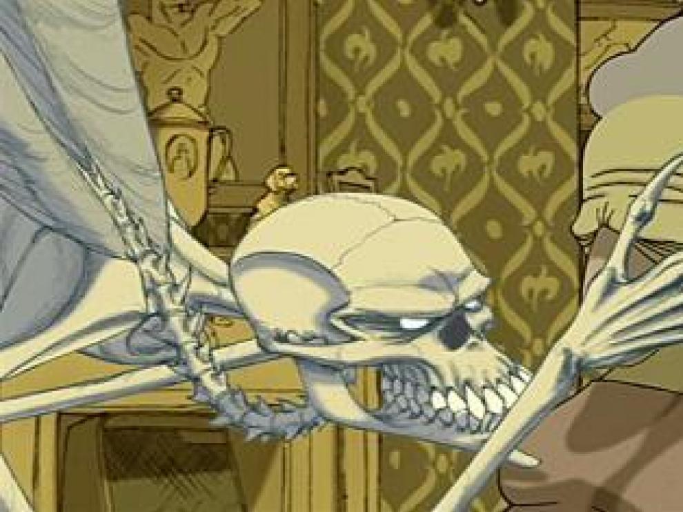 'How to cope with death' (2008), de Ignacio Ferreras.