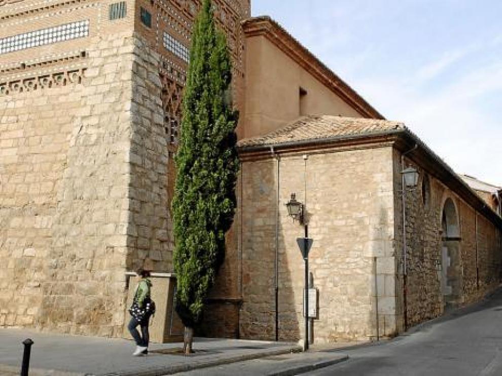 La iglesia, en desuso desde hace cuarenta años, será la sede del museo de la Semana Santa.