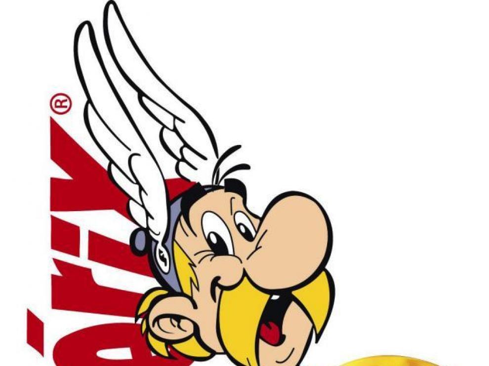 El irreductible galo Astérix, azote de los romanos gracias a una poción mágica, cumple ahora 50 años.