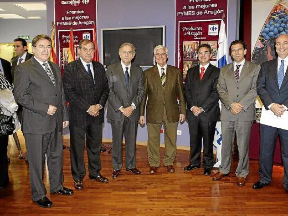 La empresa ya fue premiada hace años por Carrefour.