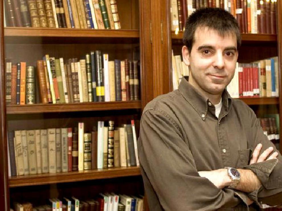 """David Lozano: """"Me encantaría participar en aventuras relacionadas con hallazgos arqueológicos"""""""