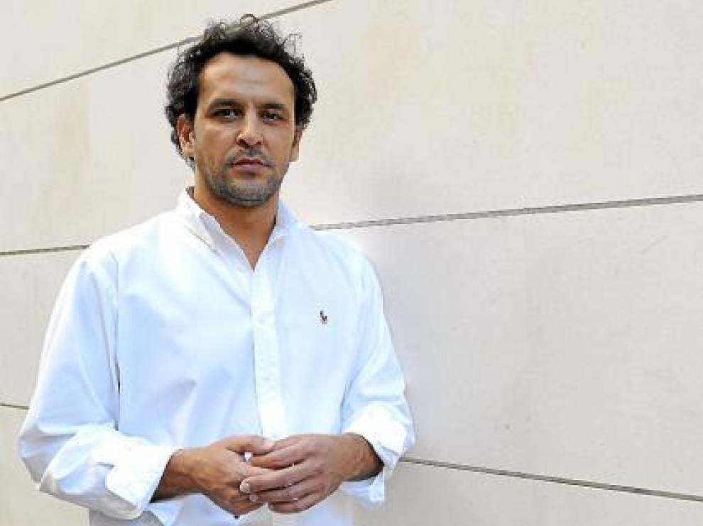 Josué Morales, decano del Colegio de Doctores y Licenciados en Bellas Artes.