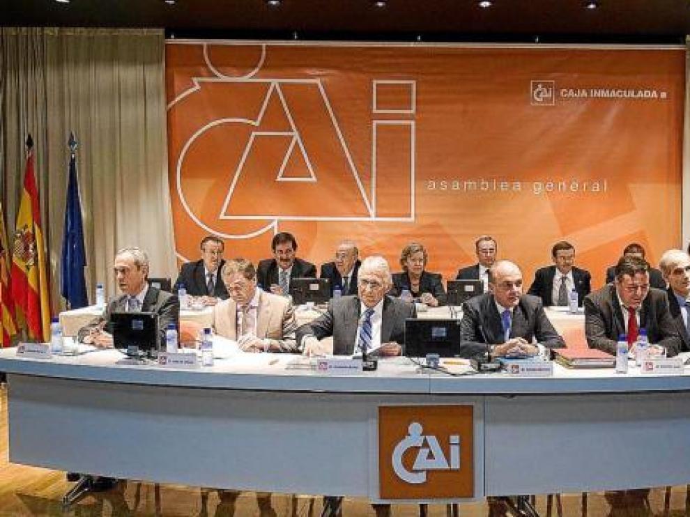 La CAI comunicó a los consejeros su proyecto de SIP en la Asamblea General Ordinaria del martes.