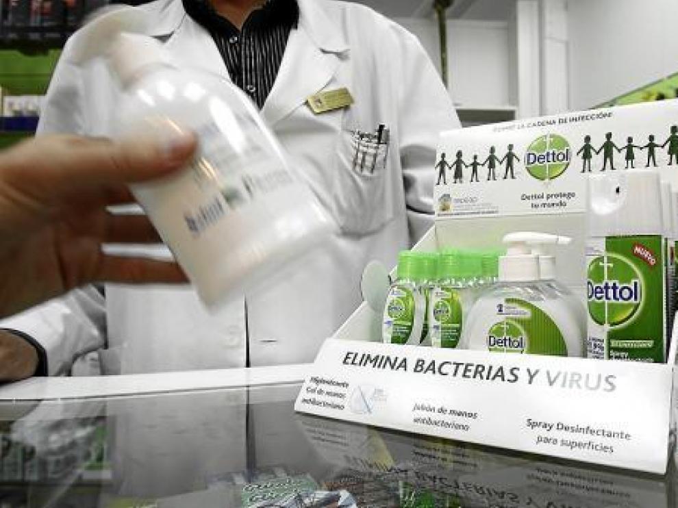 El Tamiflú se venderá en farmacias el día 1