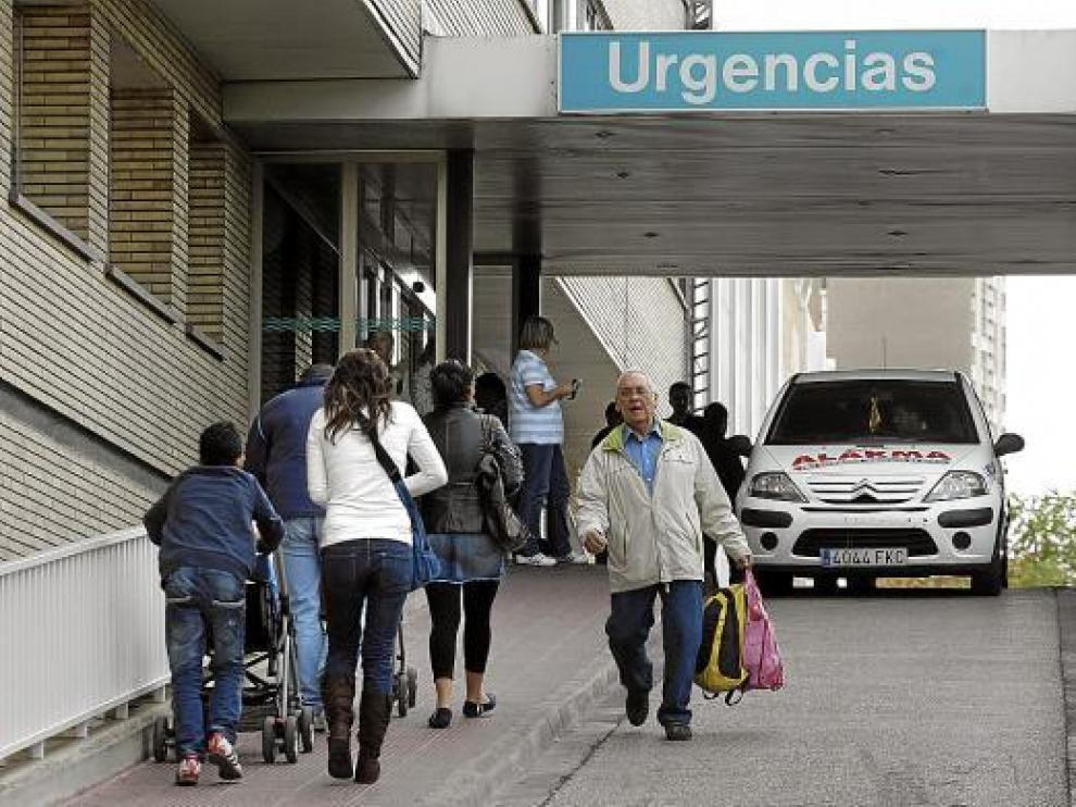 En los hospitales públicos de Aragón se han registrado 413 urgencias por gripe y ocho ingresos en la última semana de febrero de la que se tienen datos.