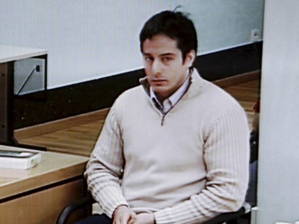 El acusado José Diego Yllanes